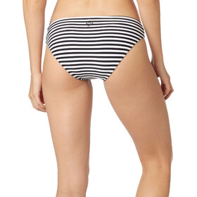 Fox Jail Break Lace Up Bikinibroekje Dames, black/white